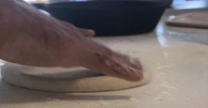 Roll dough-Authentic neapolitan pizza dough recipe