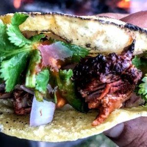 Tacos de Carne Asada (skirt steak tacos)