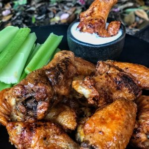 Buffalo Chicken Wings Recipe - WFS