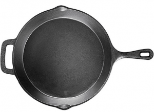 Burntmor iron pan