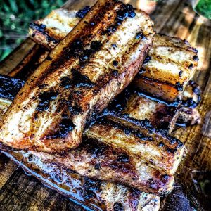 Char siu pork belly recipe - WFS